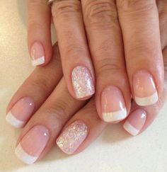 French Tip Gel Nail Designs Gallery manicure bio sculpture gel french manicure 87 French Tip Gel Nail Designs. Here is French Tip Gel Nail Designs Gallery for you. French Tip Gel Nail Designs 43 gel nail designs ideas design trends . Gel French Manicure, French Nail Art, Manicure And Pedicure, Manicure Ideas, Pedicures, French Manicure Designs, French Manicure With A Twist, French Pedicure, Glitter Manicure