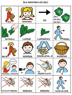 Pro Šíšu: Básničky i pro autíky Preschool Themes, Pictogram, Music Education, Speech Therapy, Language, Songs, Comics, Kids, European Countries