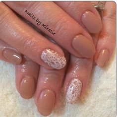 CND Shellac Satin Pajamas with stamping. Nails by Kirstie