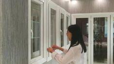 Inspirational points that we completely love! Sliding Window Design, Exterior Sliding Glass Doors, Window Grill Design Modern, Sliding Door Window Treatments, Sliding Windows, Sash Windows, Casement Windows, Windows And Doors, Contemporary Windows