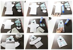 Polar+Bear+Hug+Gift+Card+Holder-+Tutorial-JMRush.jpg (600×407)