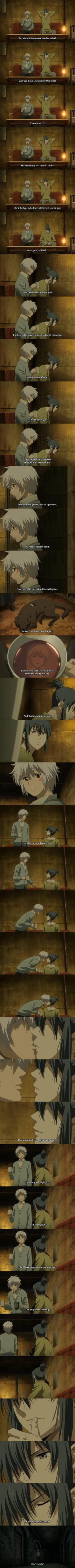 Shion and Nezumi // No.6