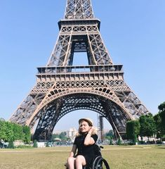 Maya Dove, a paraplegic from Melbourne, Australia, followed a dream she had since she was a little girl - to travel Europe solo. And she made it happen! Maya traveled across Europe last Summer for 7 weeks, and only a few hiccups occurred. Read in her own words how the trip went and which country had the friendliest people, in her guest post on our blog. #yesyoucan #wheelchairtravel Travel Around Europe, George Washington Bridge, Melbourne Australia, Train Station, Solo Travel, Maya, Tours, Country, People