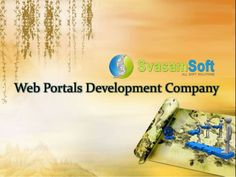 #Svasamsoft is one of the emerging web portals development company. We develop #webportals in various industries like #business, #education, #technology, #ecommerce and more.  #software_solutions #internet_solutions