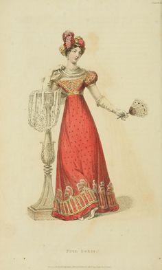 1823 - Ackermann's Repository Series 3 Vol 2 - December Issue