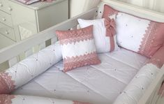 Baby Pillows, Throw Pillows, Baby Decor, Pillow Cases, Toddler Bed, Imvu, Furniture, Home Decor, Baby Girl Bedding