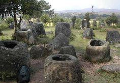 Laos Plain Of Jars 3