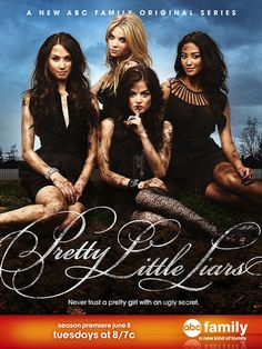 Based on the best-selling book series for young adults from Alloy, Pretty Little Liars is set one year after the disappearance of Alison, the manipulative and vindictive queen bee. Four friends band together against an anonymous foe who threatens to reveal their darkest secrets, while unraveling the mystery of the murder of their best friend.