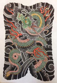 Art Work – HORITSUBAKI TATTOO 福井 北陸 刺青 タトゥー