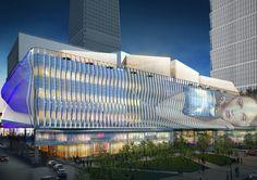5+tasarım çin dünya ticaret merkezi designboom'dan