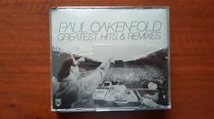 Paul Oakenfold – Greatest Hits & Remixes CD UK NEWCDX9020 Mint Madonna U2 Skunk