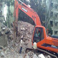 Demolition Contractors for Demolition Work, Demolition Contracts for demolition of buildings, plant house structure demolition and dismantling.