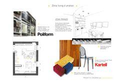 Corso interior design - livello base (madeininterior.it): progetto di Arianna Garbarino