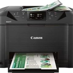#Canon - Canon #MAXIFY MB5120 Wireless All-In-One #Printer