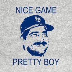 Mets Keith Hernandez Nice Game Pretty Boy