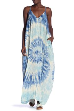 Flowy, free, & fashionable — the perfect dress awaits you at Nordstrom Rack. Shop our maxi dresses today for up to off top designer brands. Tie Dye Maxi, Tie Dye Skirt, Feeling Fine, Cool Ties, Nordstrom Dresses, Friends In Love, Nordstrom Rack, Stitch, How To Wear