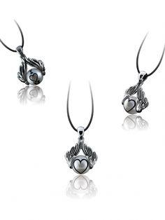 """Aphrodite"" Pendant by Ecks Jewelry (Silver) #InkedShop #InkedMag #Aphrodite #Pendant #Silver"