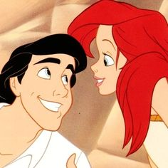 The little mermaid this is my favorite Disney movie