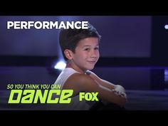 J.T.'s Jazz Solo   Season 13 Ep. 10   SO YOU THINK YOU CAN DANCE - YouTube