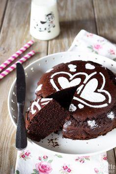 Torta al cioccolato in 5 minuti | Marianna Pascarella