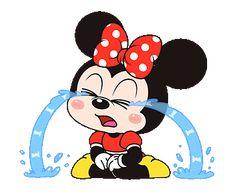 Minnie Mouse × Boobib | Line Stickers Minnie Mouse Pictures, Mickey Mouse Images, Mickey Mouse And Friends, Happy Birthday Status, Happy Birthday Video, Animated Emoticons, Animated Gif, Retro Disney, Minnie Mouse Stickers