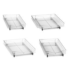 Lynk Professional Roll-Out Under-Cabinet Single Drawer