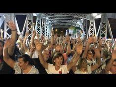 """Masiva manifestación contra el """"Muro de la Vergüenza"""" en Murcia por nove..."""
