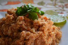 grain-free spanish rice