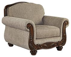 Signature Design by Ashley 5760320 Cecilyn Chair, Cocoa