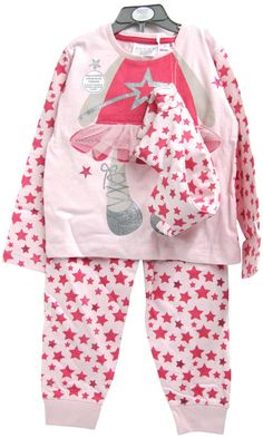 MiniKidz - Hot Pink Princess Long Pyjamas Set With Crown - Various Sizes CAW1117 in Clothes, Shoes & Accessories, Kids' Clothes, Shoes & Accs., Girls' Clothing (2-16 Years) | eBay