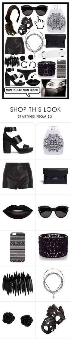 """""""Aaliyah Amari"""" by cupa1213 ❤ liked on Polyvore featuring H&M, Pierre Balmain, Givenchy, Yves Saint Laurent, With Love From CA, Oasis, Pieces, Charlotte Russe, Aspinal of London and Victoria's Secret"""
