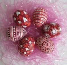 Easter eggs but could always be a great idea for other holidays such as valentine's day and Christmas.