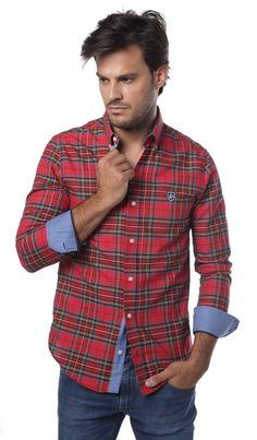Pasarán las temporadas pero nunca pasarán de moda Camisas de cuadros de Valecuatro http://www.valecuatro.com/es/12-camisas