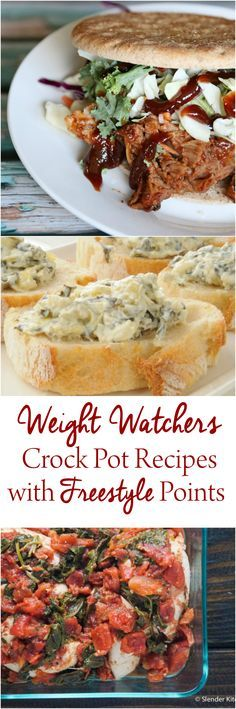 Whether you're loving this change to Freestyle Points or feel a bit blindsided by it, here you'll find some delicious Weight Watchers Freestyle Crock Pot Recipes to keep things as simple as possible on your WW Freestyle journey.
