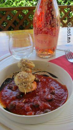 capesante profumate alla rosa con nocciole e pecorino al tartufo