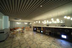 ONDULINE INTERIOR - concert hall palladium in riga, latvia by studio annvil