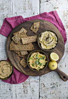 Natural born feeder published by Gill. Styled by Jette Virdi Natural Born Feeder, Food Presentation, Hummus, A Food, Ethnic Recipes, Photography, Photograph, Photography Business, Photoshoot