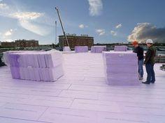 Nouveaux produits bâtiment : JACKON  Lisolation thermique inversée pour les toitures-terrasses : Lagrément CSTB évolue pour deux panneaux isolants JACKODUR