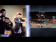 Kinect #StarWars Global Preview Parties