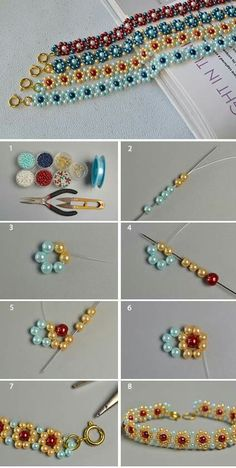 Kreativer Schmuck – # # Kreativer Schmuck Creative jewelry – # # Creative jewelry Related posts: Creative packaging ideas for a money gift and jewelry 10 DIY Creative Bracelet Ideas – DIY Jewelry Evil Eye Bra… Beaded Bracelets Tutorial, Beaded Bracelet Patterns, Handmade Bracelets, Beads Tutorial, Embroidery Bracelets, Seed Bead Patterns, Seed Bead Bracelets Diy, Seed Bead Crafts, Weaving Patterns