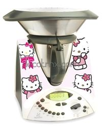 Hello Kitty Thermomix Labels!!!  <3