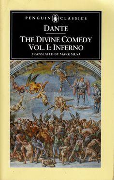 The Divine Comedy: Volume 1: Inferno