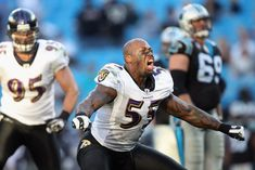Terrell Suggs - Baltimore Ravens