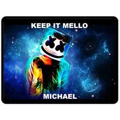 DJ MARSHMELLO MUSIC FLEECE BLANKET   SIZE 60  X 80 Marshmello Alone, Dj Marshmello, Full Duvet Cover, Duvet Covers, Large Shower Curtains, Cute Black Wallpaper, Famous Singers, Blanket Sizes, Throw Pillow Cases