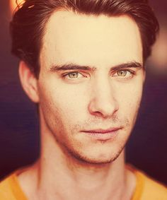 Harry Lloyd - the most exquisite looking thing that ever existed. Also Charles Dickens' great great great grandson.
