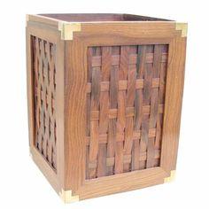 perfekt für die maritime Dekoration Organizer Holz /& Messing