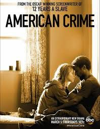 American Crime - Season 1 War veteran Matt Skokie is killed during a home invasion in which his wife, Gwen, is brutally attacked. The lives of the participants in a trial with significant racial motives are forever changed during the legal process. The series uses the crime and its subsequent journey through the legal system to explore complex issues, mainly through the lenses of the victims';; and suspect';;s families.