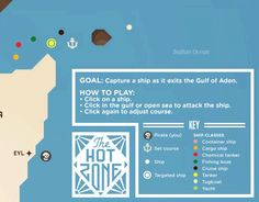 Cutthroat Capitalism: a Newsgame about Somali Pirates & economics
