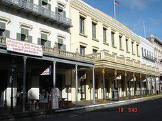 Old Sacramento, Sacramento, California, United States of America.