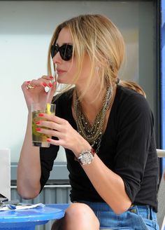 Olivia Palermo, celebrity watches, eRelyx, Rolex, Rolex Daytona